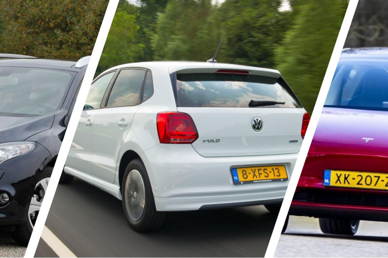 De 10 best verkochte auto's van de afgelopen 10 jaar