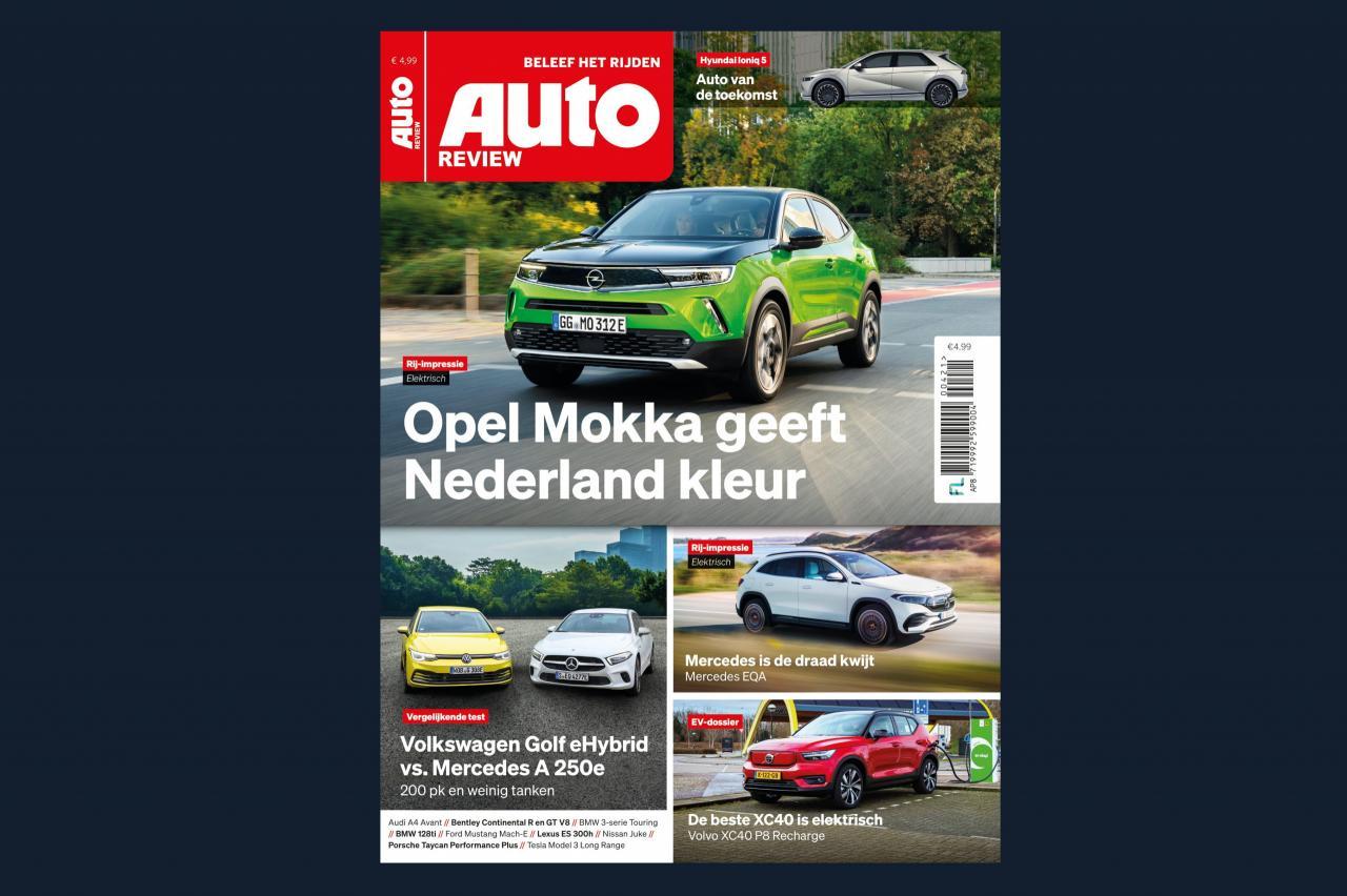 Lees Auto Review 4! De Opel Mokka geeft Nederland kleur