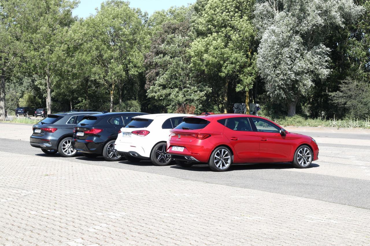 Test: waarom kan de BMW 118i zijn concurrentie niet bijhouden?
