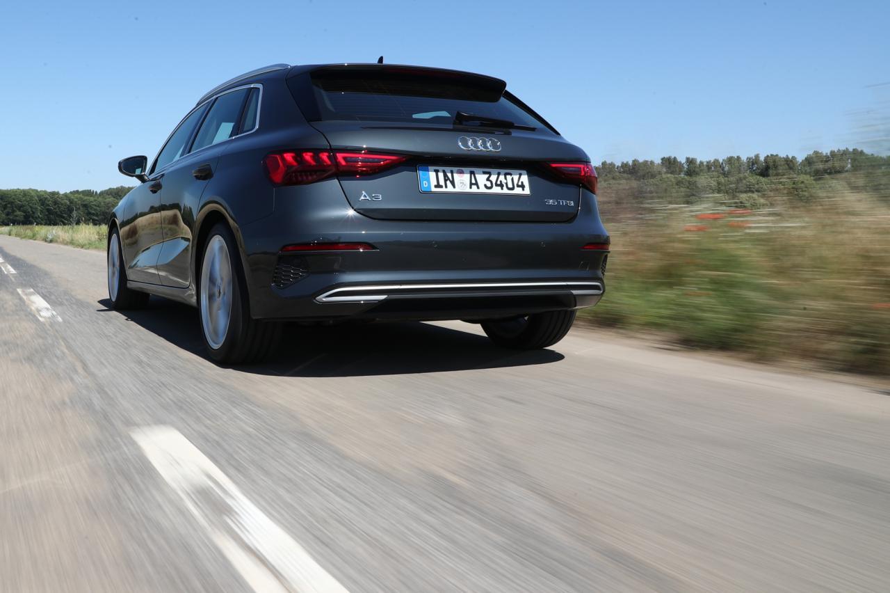 Test: wat heeft de Audi A3 Sportback nou eigenlijk meer te bieden dan de nieuwe Seat Leon?