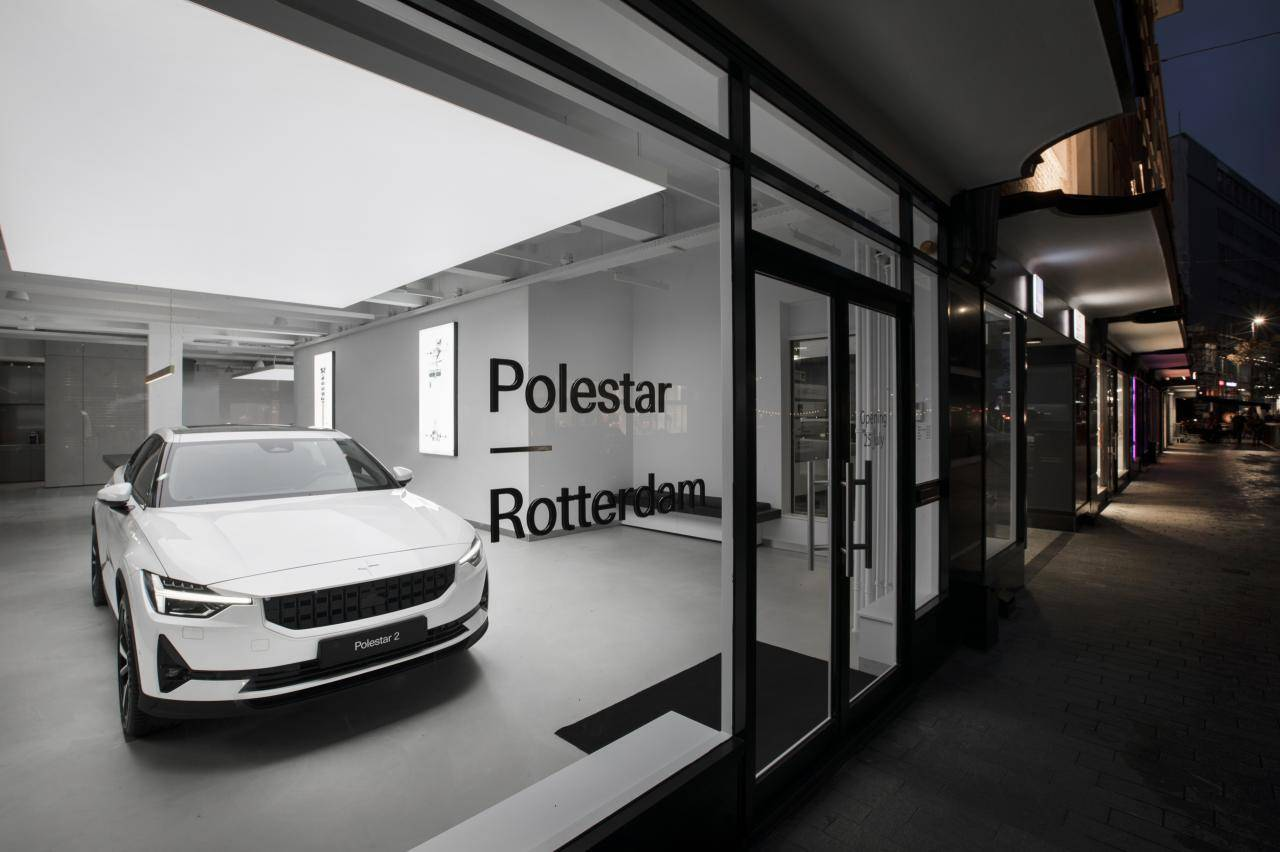 Polestar: het automerk zonder vervelende autoverkopers