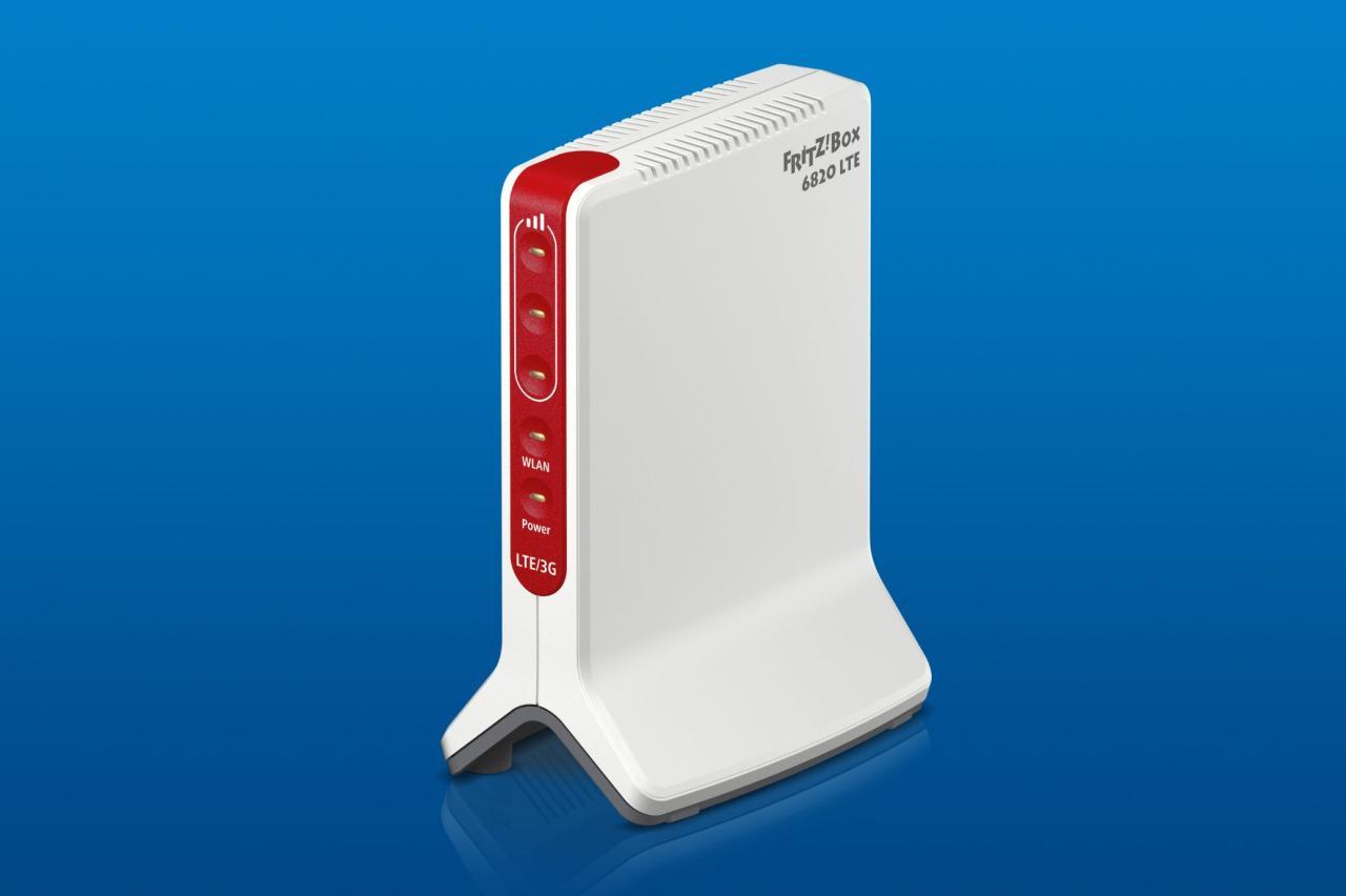 Win deze Fritz!box 6820 LTE-router voor Vaderdag