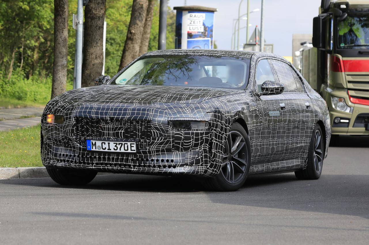 Elektrische BMW i7 heeft weinig met de 7-serie te maken