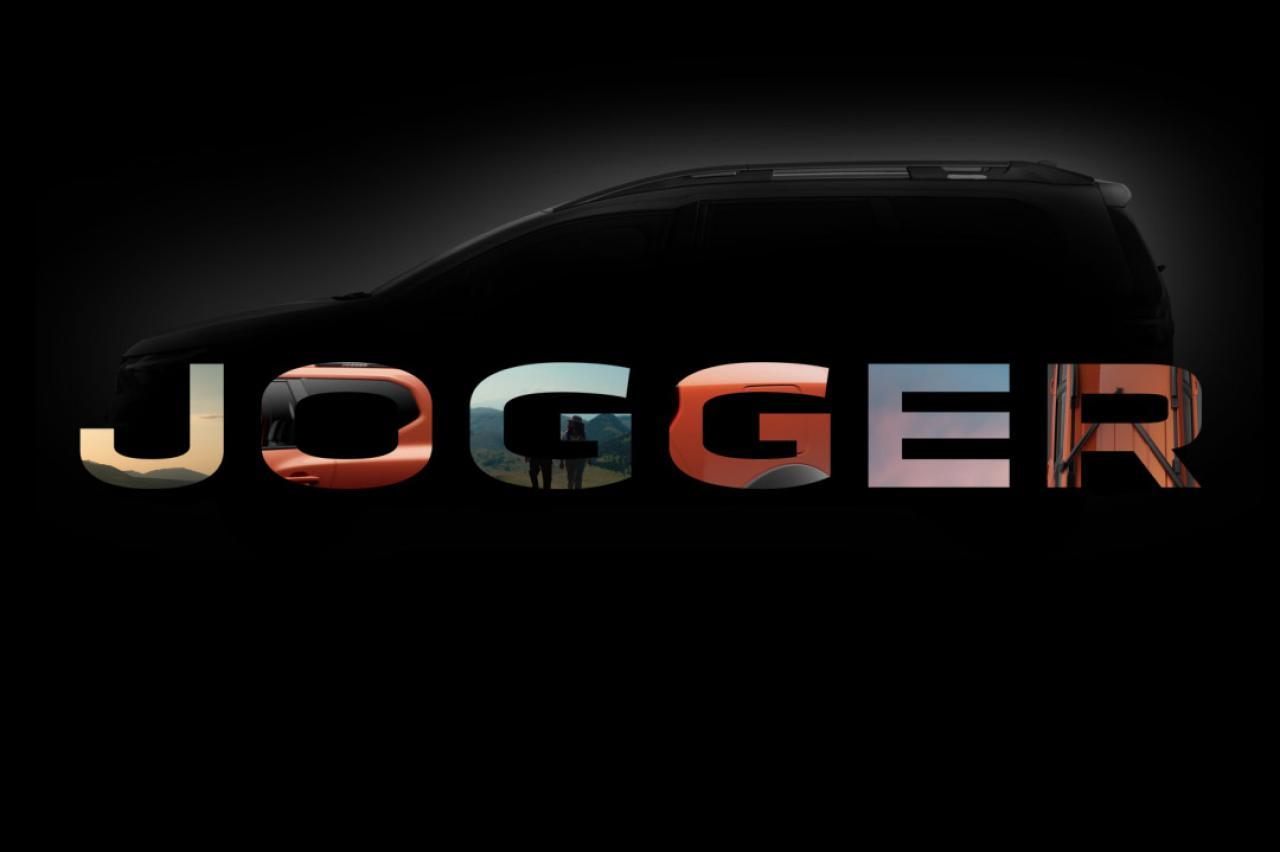 De nieuwe Dacia Jogger gaat niet harder dan een sukkeldrafje
