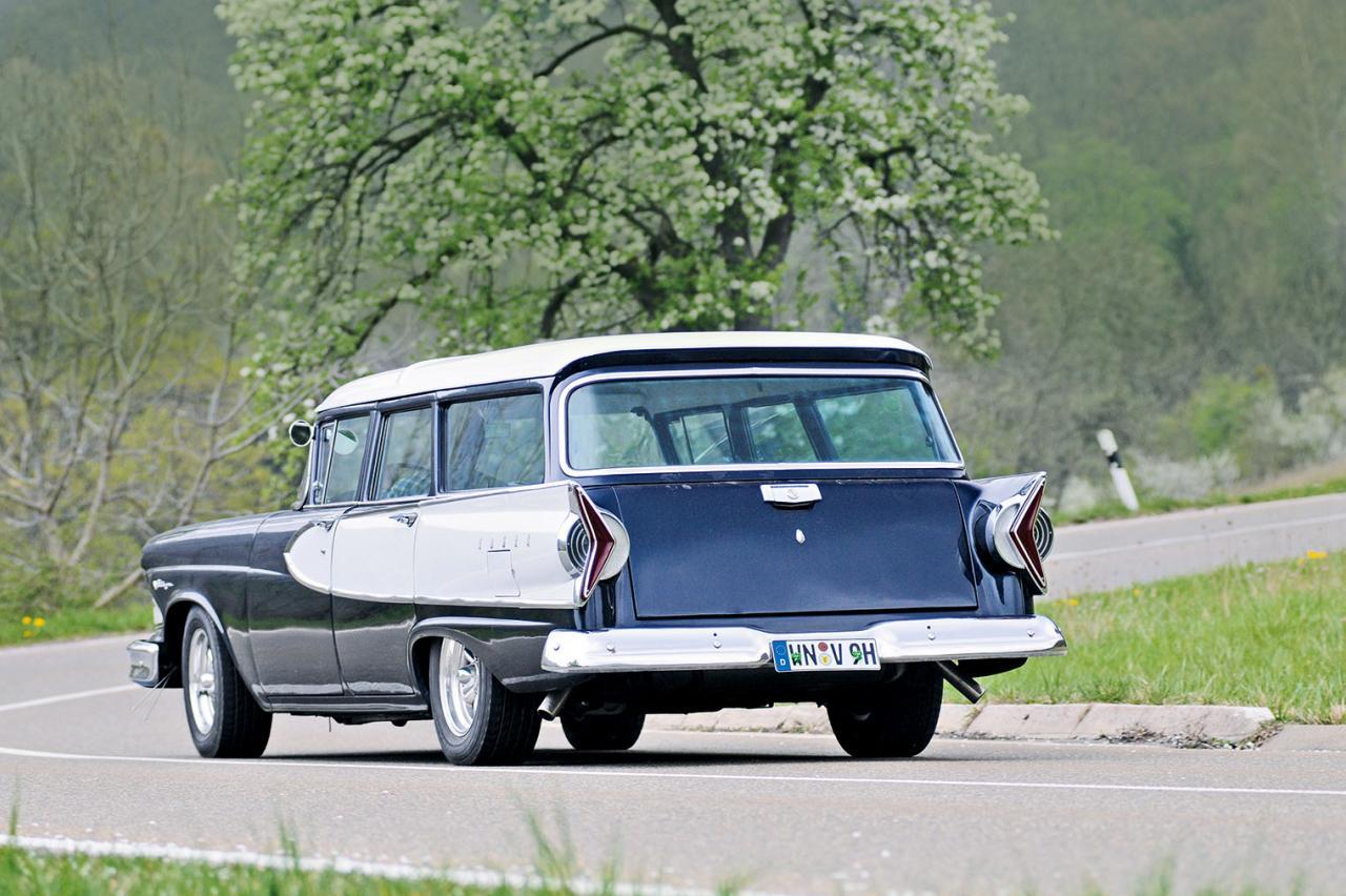 'Every Day Something Else Leaks' - Hoe het Ford-merk Edsel genadeloos flopte