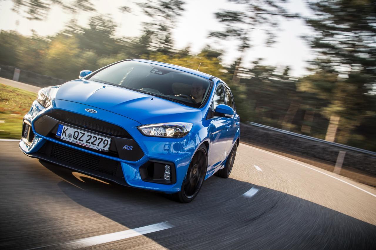 Waarom de Ford Focus RS geen opvolger krijgt