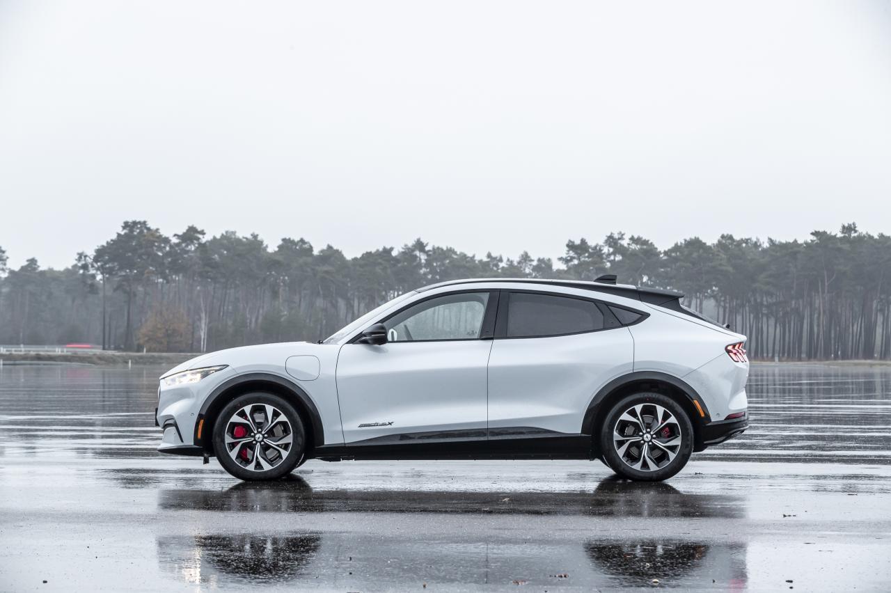 Test Ford Mustang Mach-E (2021): ook een elektrische Mustang is leuk
