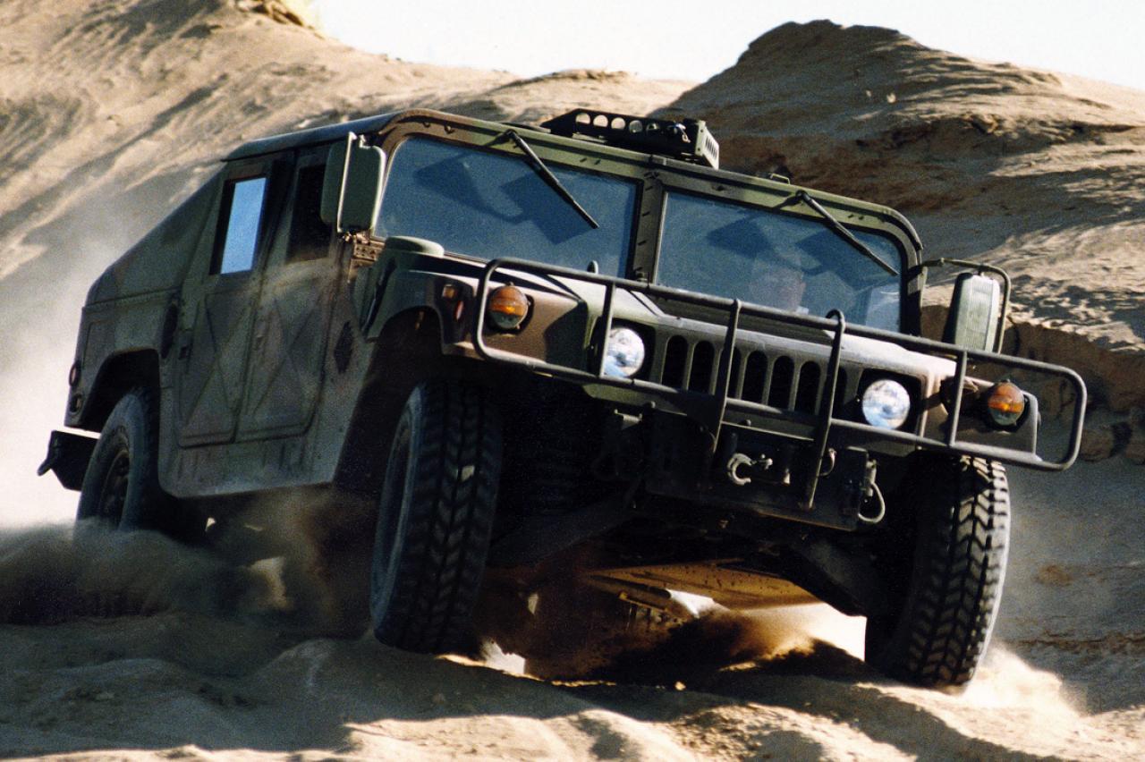 Kwam de Hummer H1 er écht dankzij Arnold Schwarzenegger?