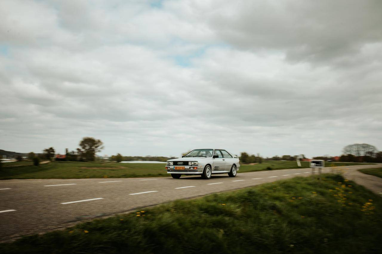 Audi ur-Quattro vs. Audi Sport Quattro: een viering van veertig jaar Quattro