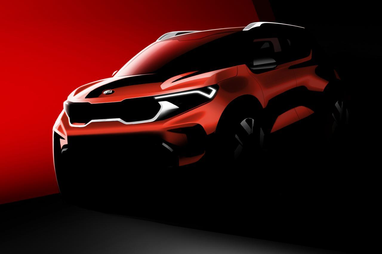 Nieuwe Kia SUV klinkt als een Saab