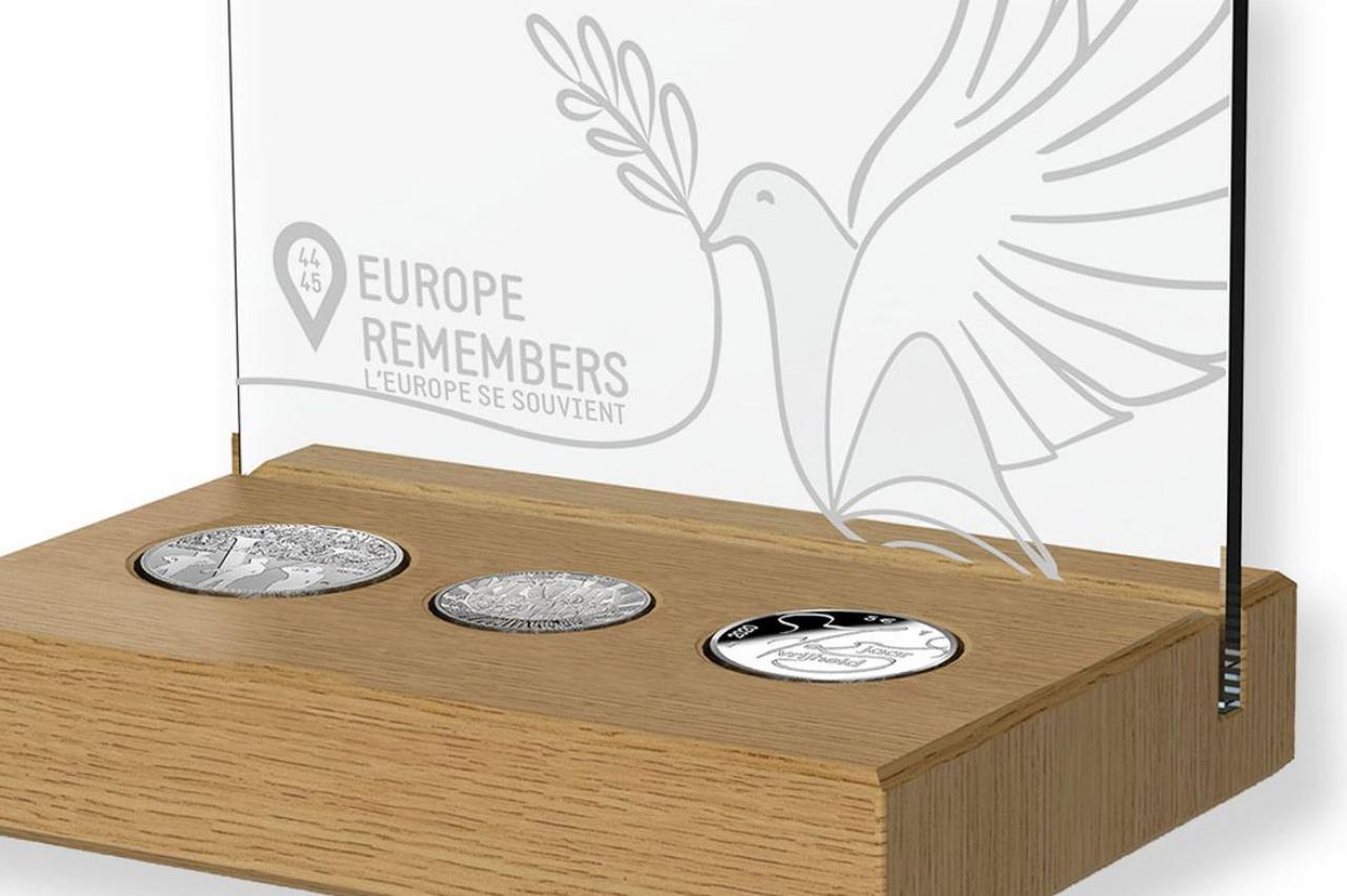Win een speciale set munten van de Nederlandse Munt