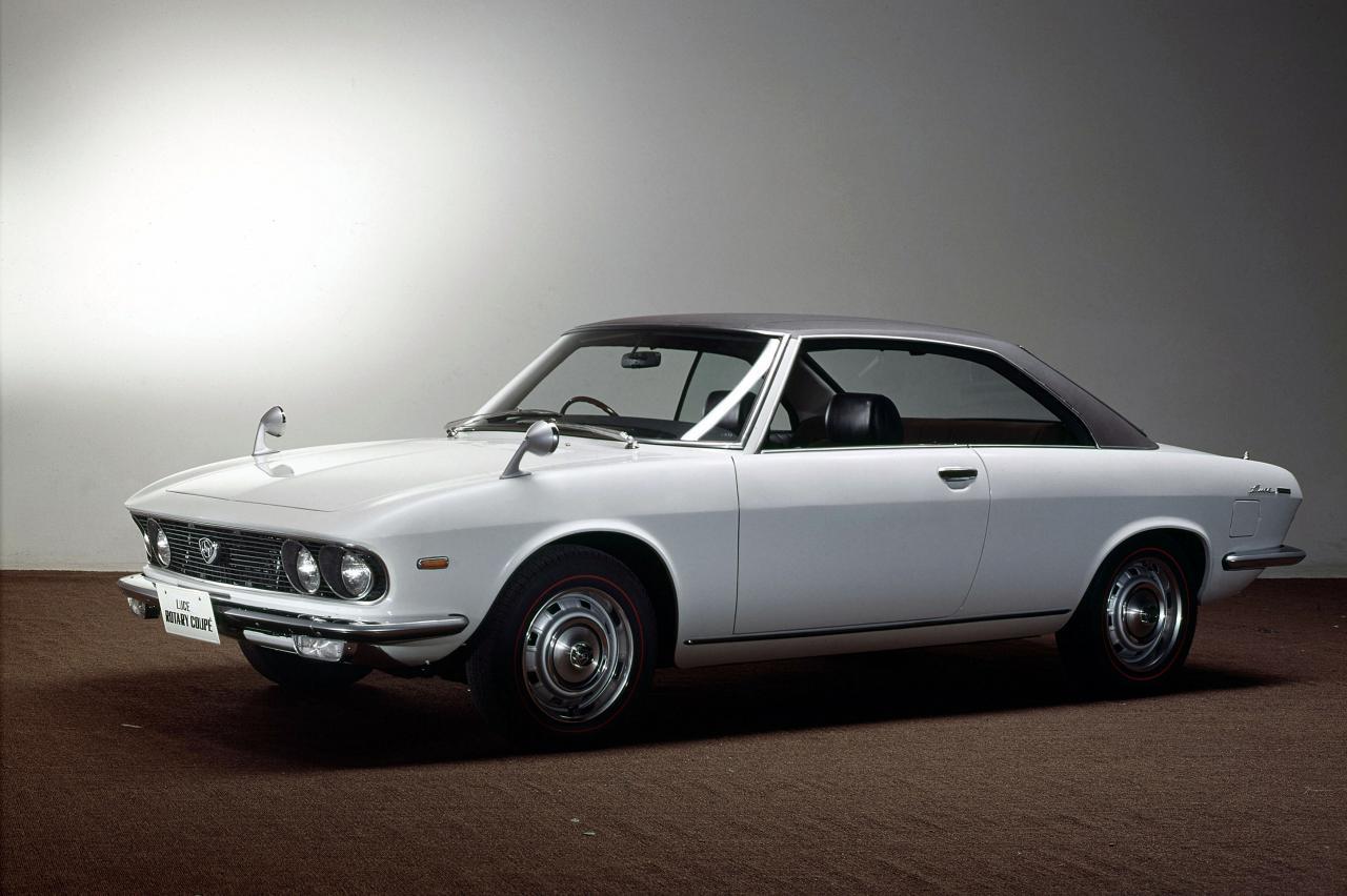 Top 10: Het beste van honderd jaar Mazda