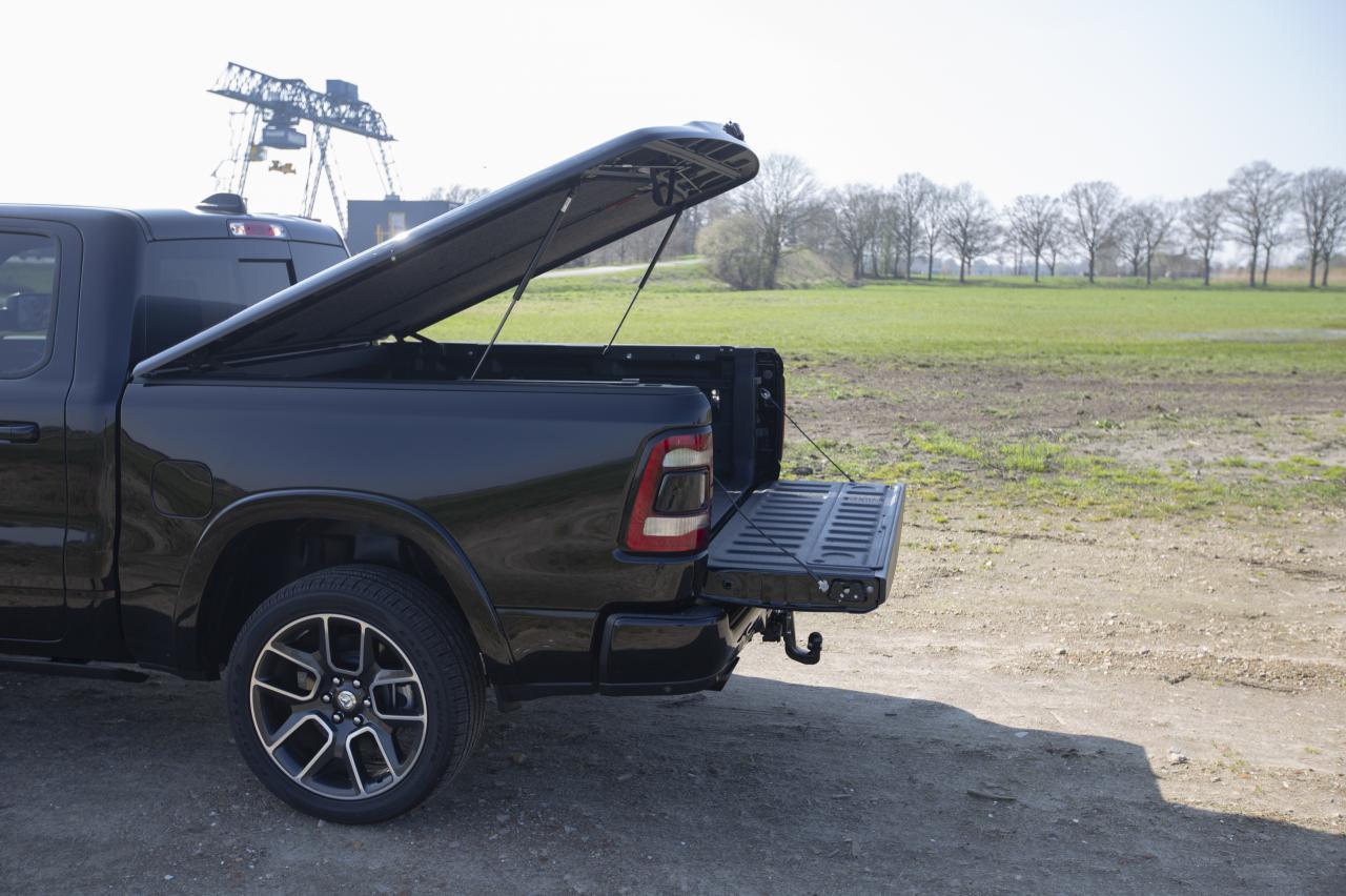 Optimaal belastingprofijt: Ford F-150 en RAM 1500 pick-up (2020)