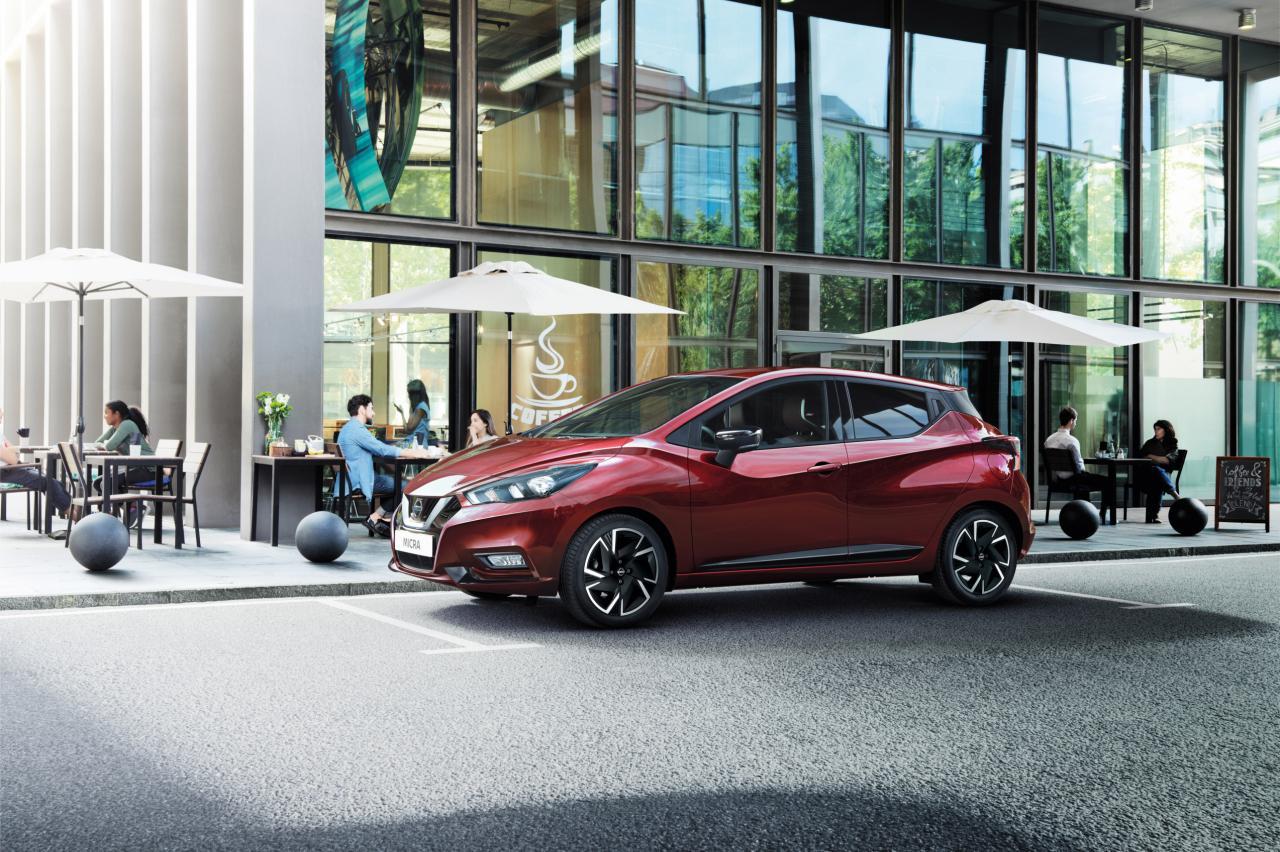 Nieuwe Nissan Micra wordt goedkoper