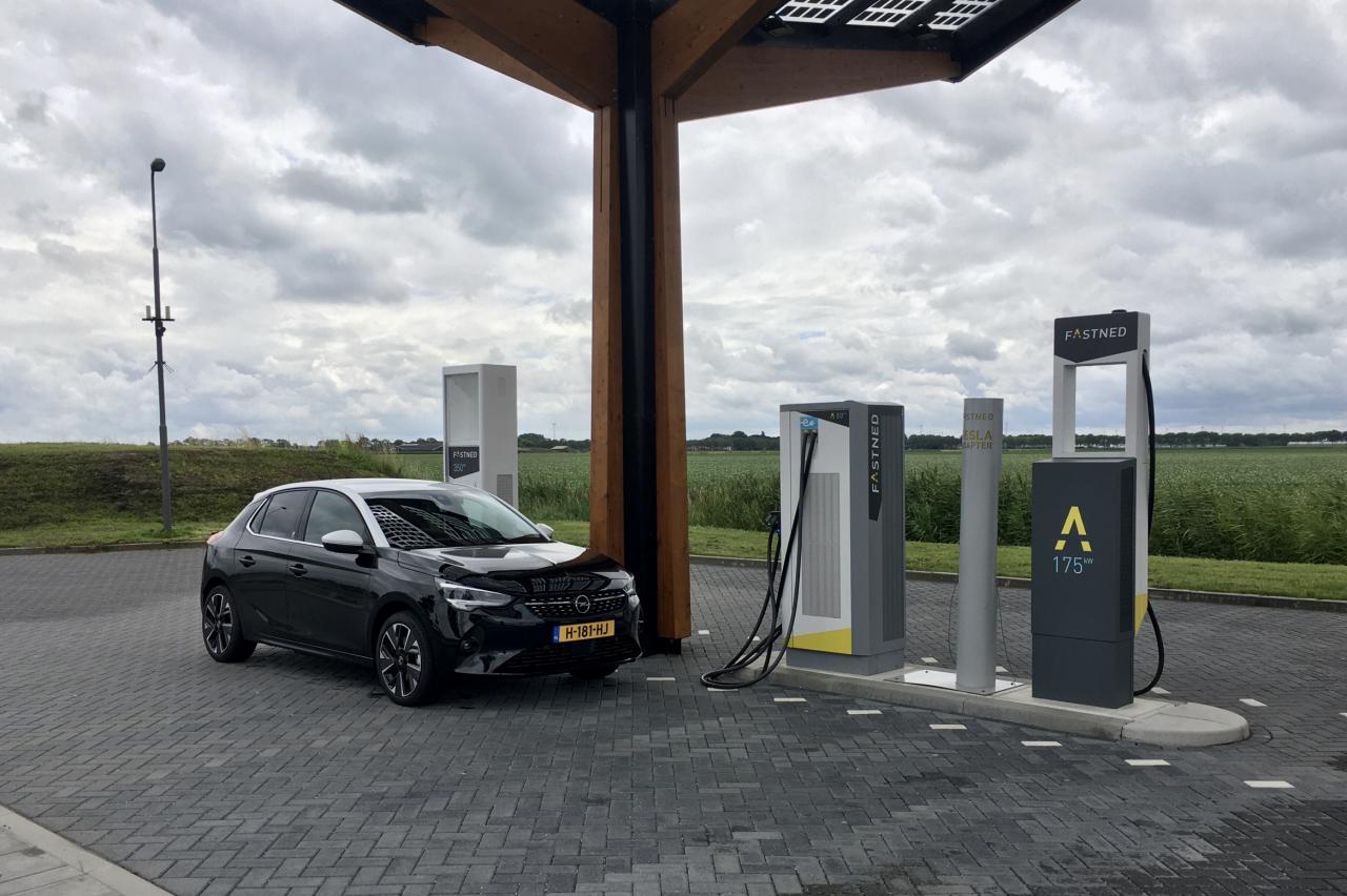 Opel Corsa-e: actieradius bij 130 en 100 km/h
