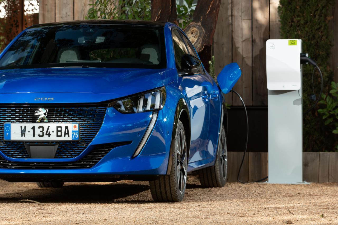 Ja, elektrische auto's zijn echt schoner dan brandstofauto's