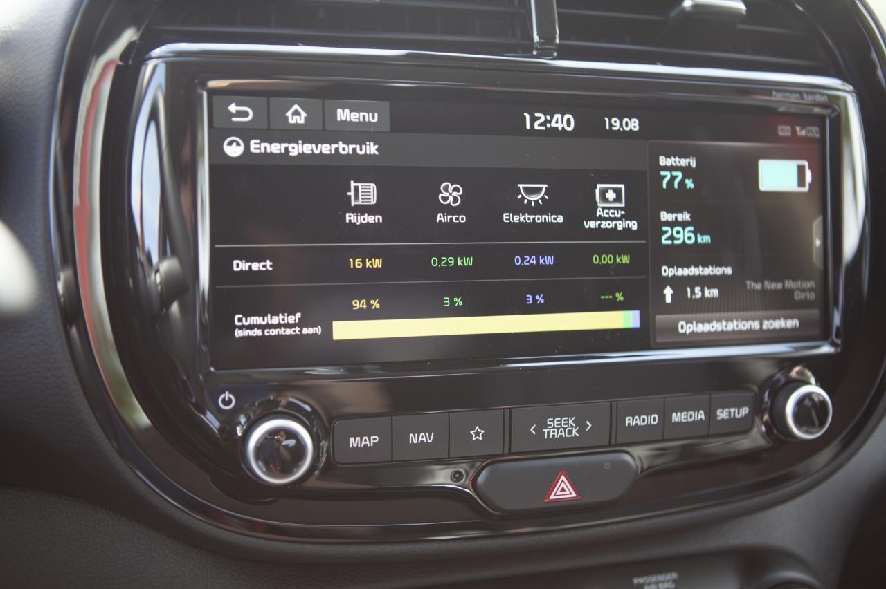 3 voordelen en 3 nadelen van de elektrische Kia E-Soul