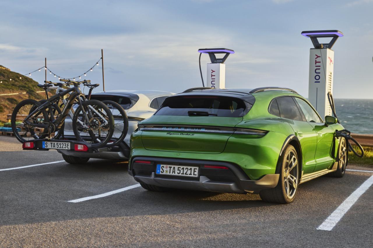 Dit zijn de meest sportieve elektrische auto's van dit moment