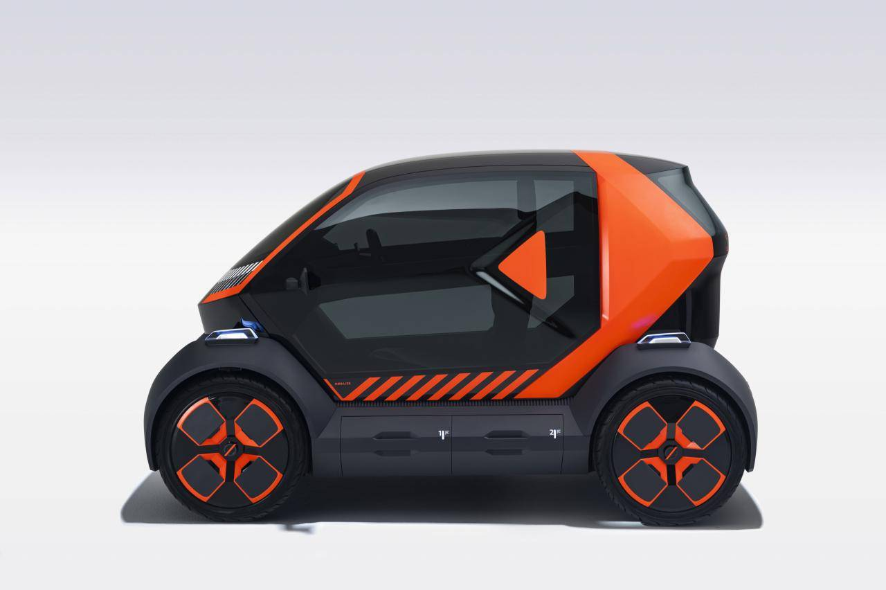 Mobilize EZ-1: Dit is géén Renault Twizy! Of eigenlijk wel ...