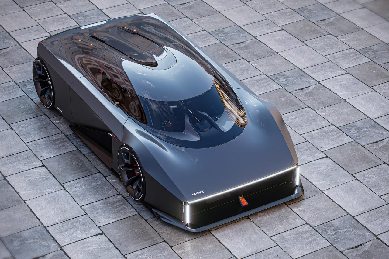 Wat is dít! RAW by Koenigsegg weegt 700 kg en heeft 700 pk!