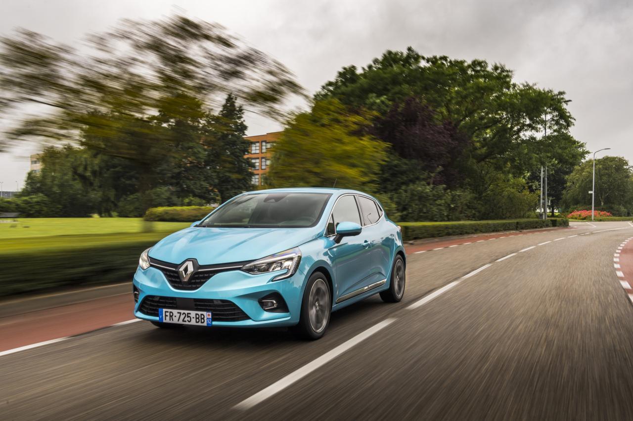 Eerste review: Renault Clio Hybrid E-Tech (2020)