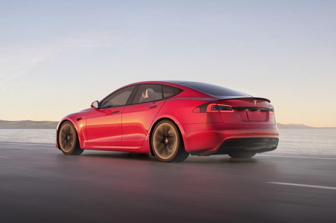 Het Nürburgring-record van de Tesla Model S Plaid is niet zo indrukwekkend. Dit is waarom ...