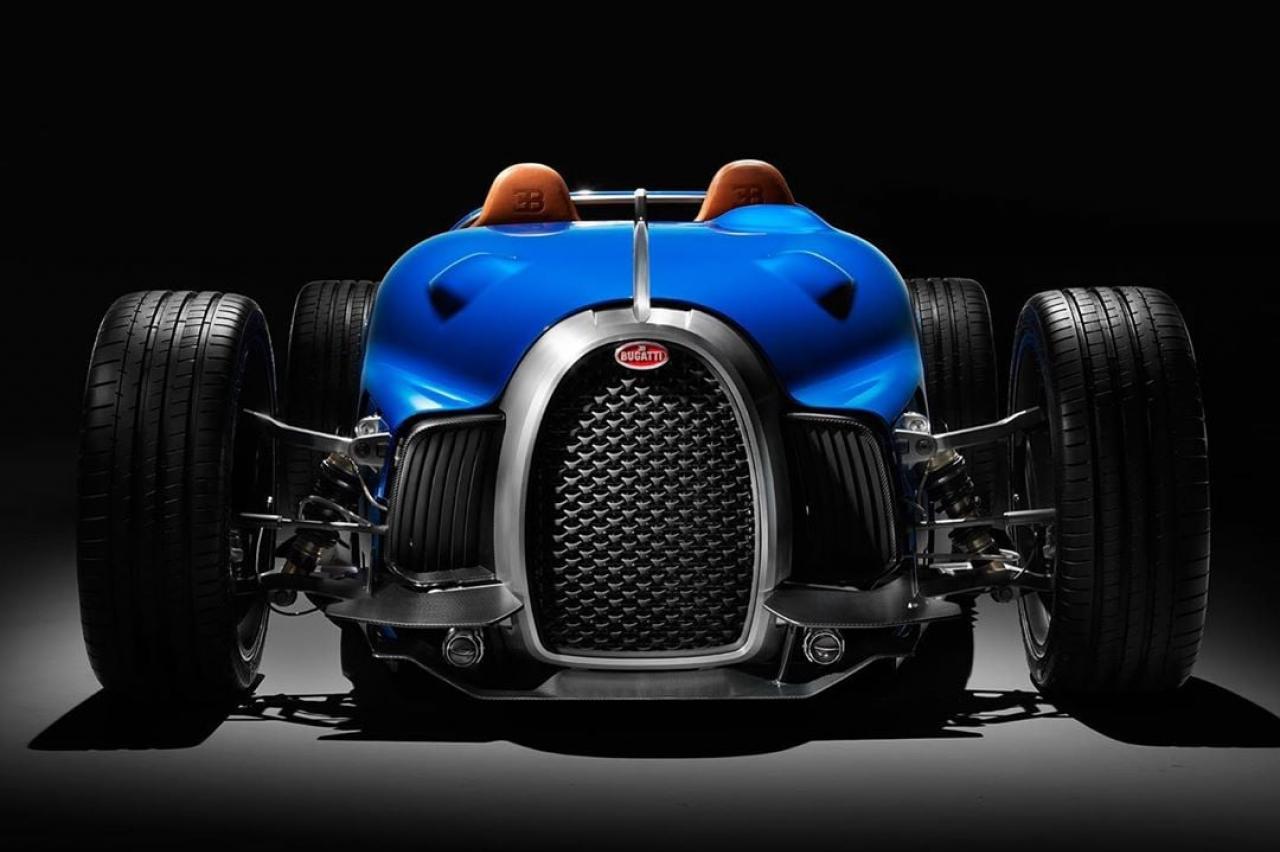 Bugatti Type 35: Honderdjarige racer in een modern jasje