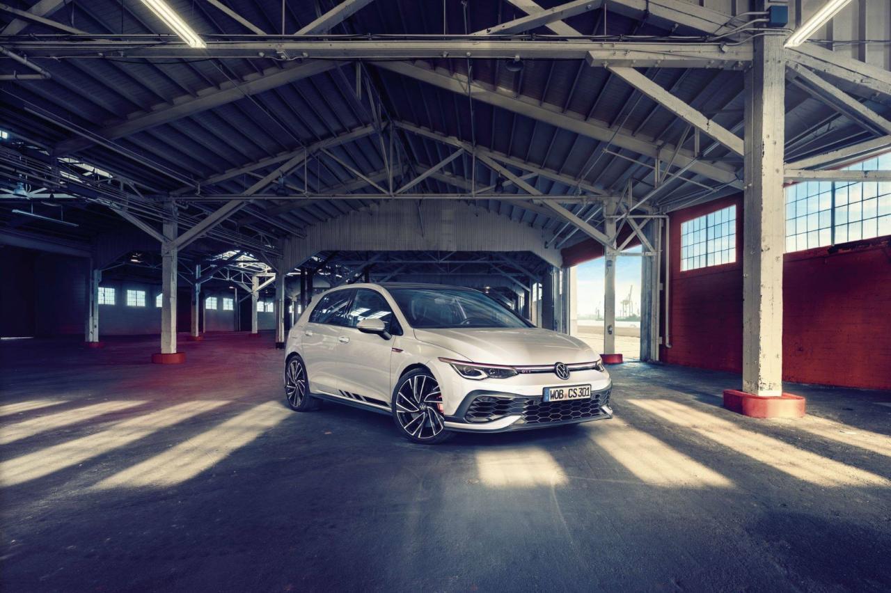 De Volkswagen Golf GTI Clubsport (2020): Poeh poeh, die is snel!