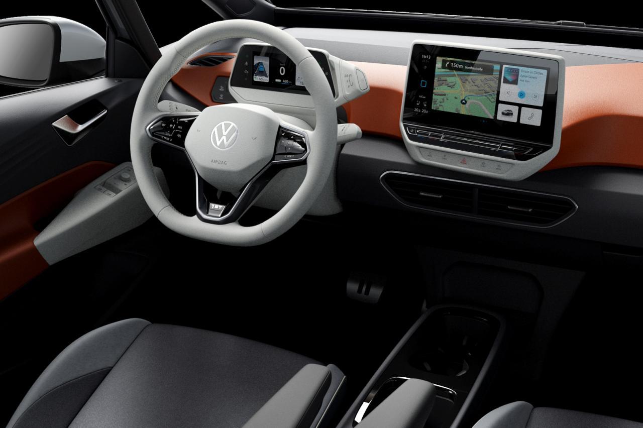 Volkswagen ID.3 voor maximaal 45.000 euro (want bijtelling en subsidie)