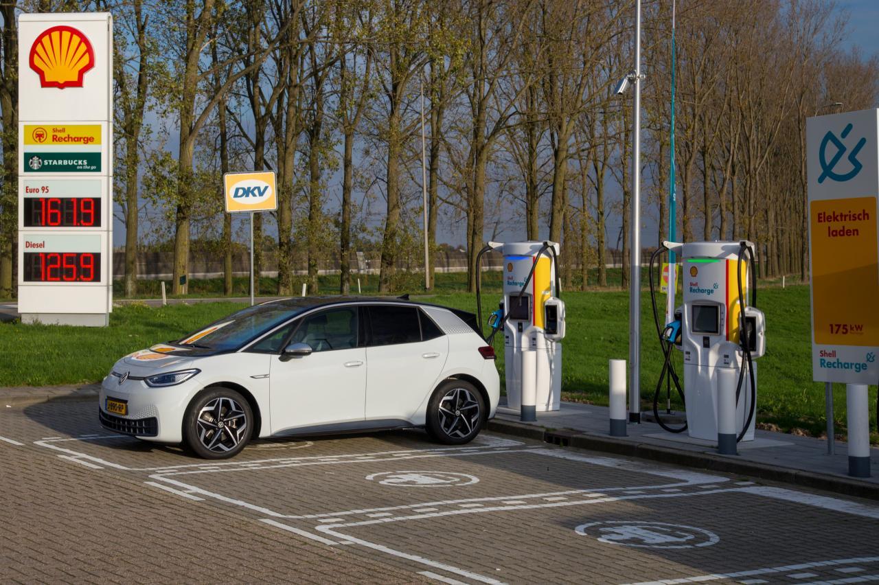 Volkswagen ID.3 opladen: 100 kilometer rijbereik in 11 minuten