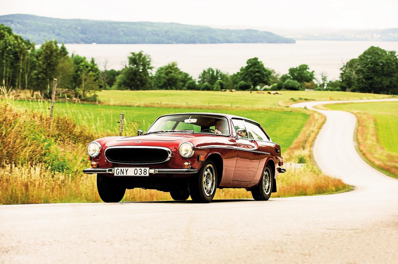 Met deze 7 oude Volvo's scheur je alle nieuwe Volvo-modellen voorbij!