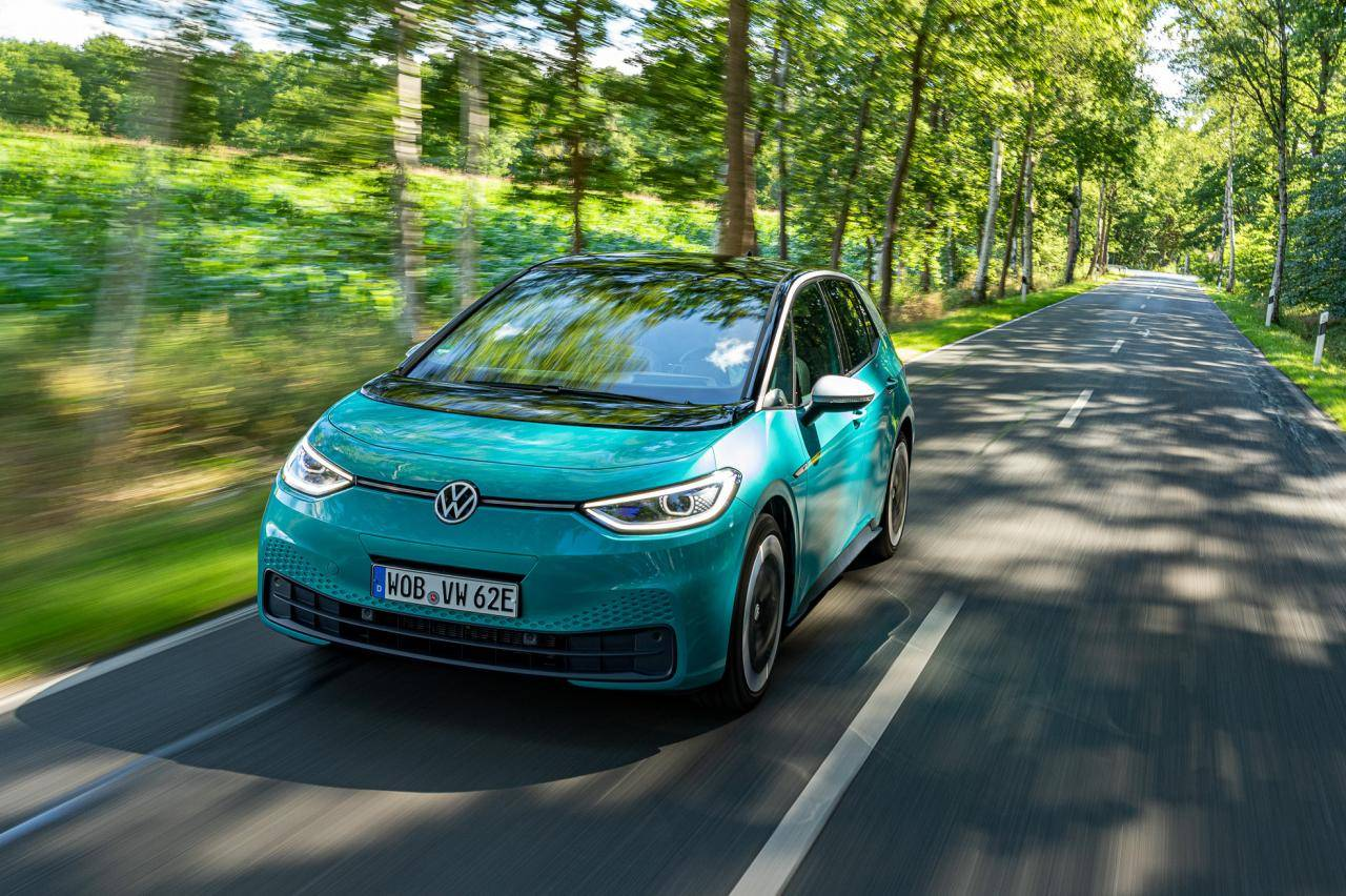Volkswagen ID.3 verkoopknaller van oktober