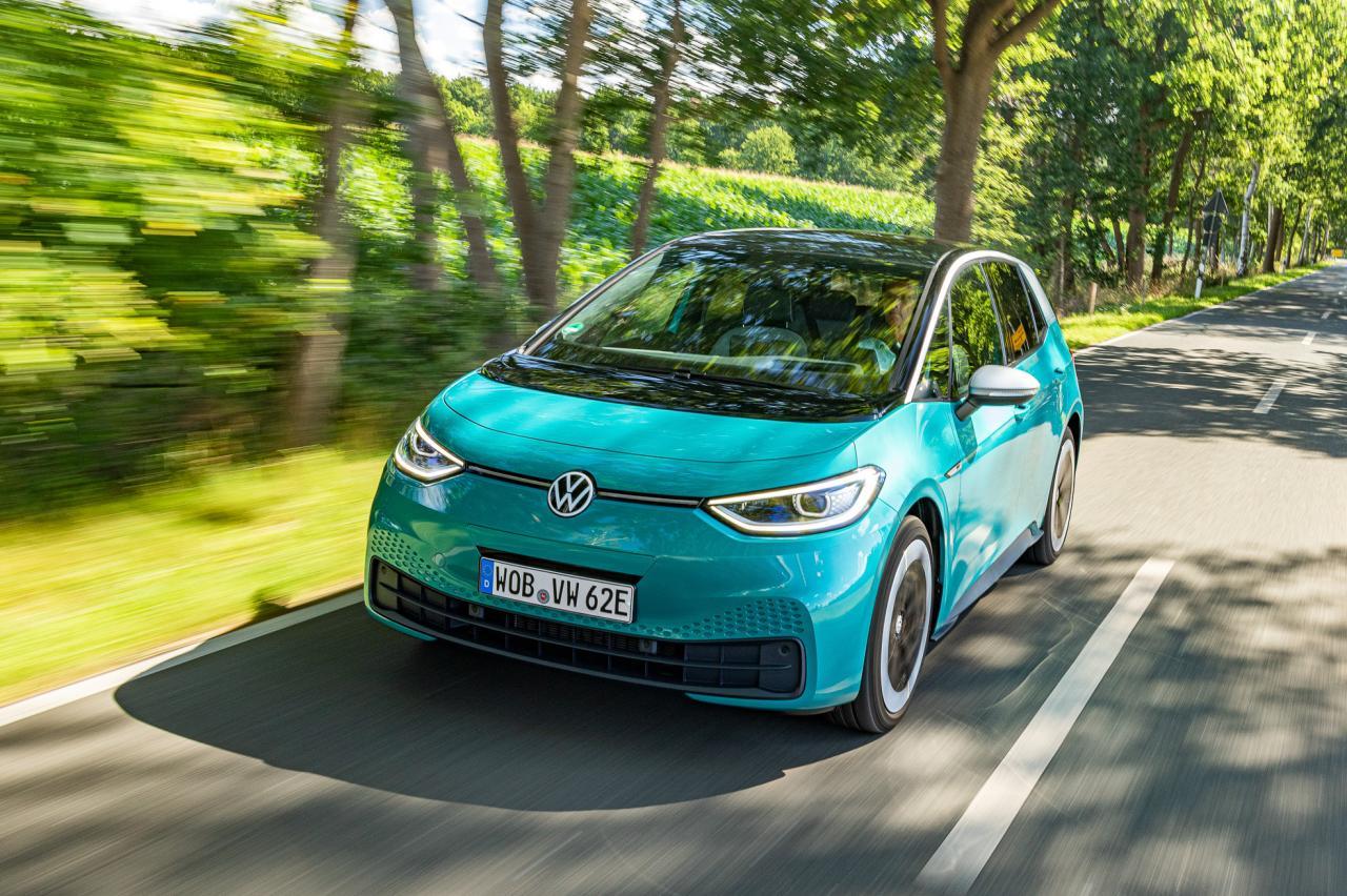 'Er komt een kleine elektrische hatchback onder de Volkswagen ID.3'
