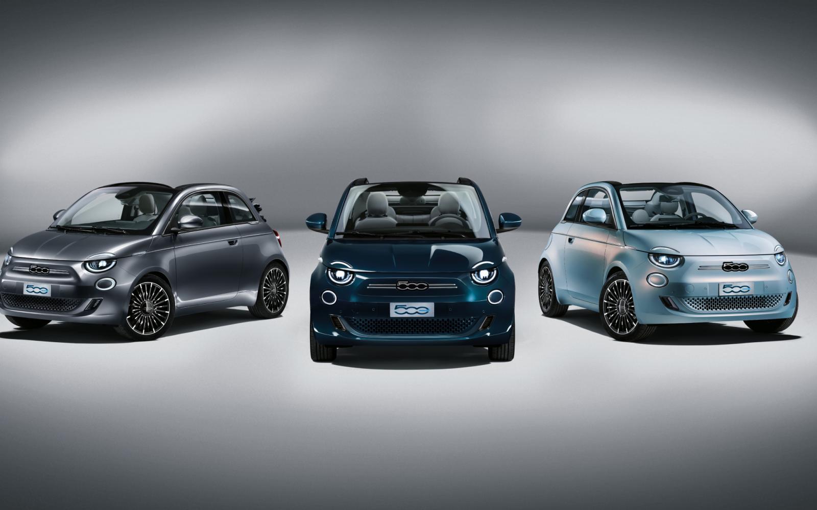 Fiat 500 (2020): prijs is 22x hoger dan de eerste Fiat 500 (1957)