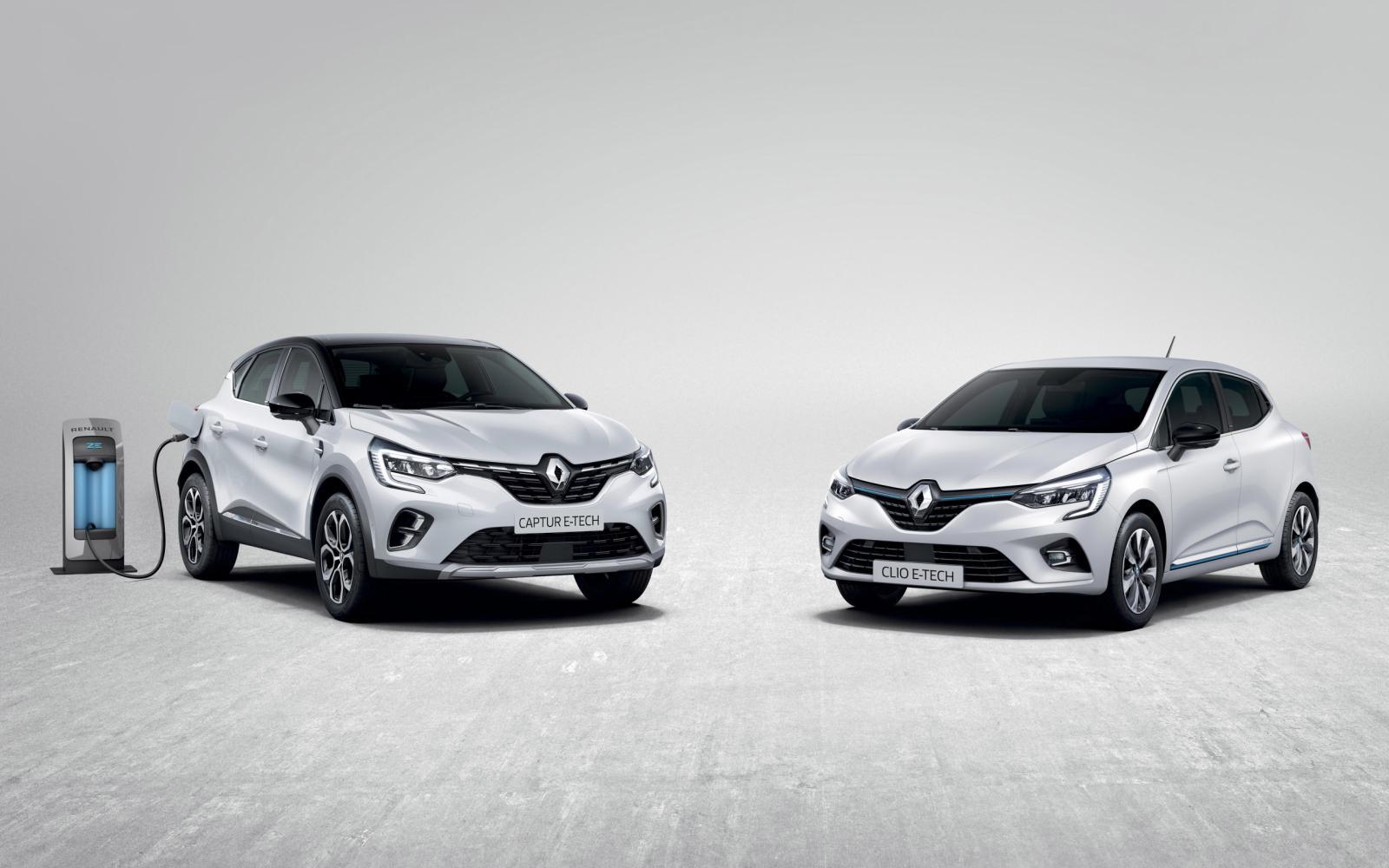 Renault Clio E-Tech en Captur E-Tech: Stekkeren of niet stekkeren, dat is de vraag