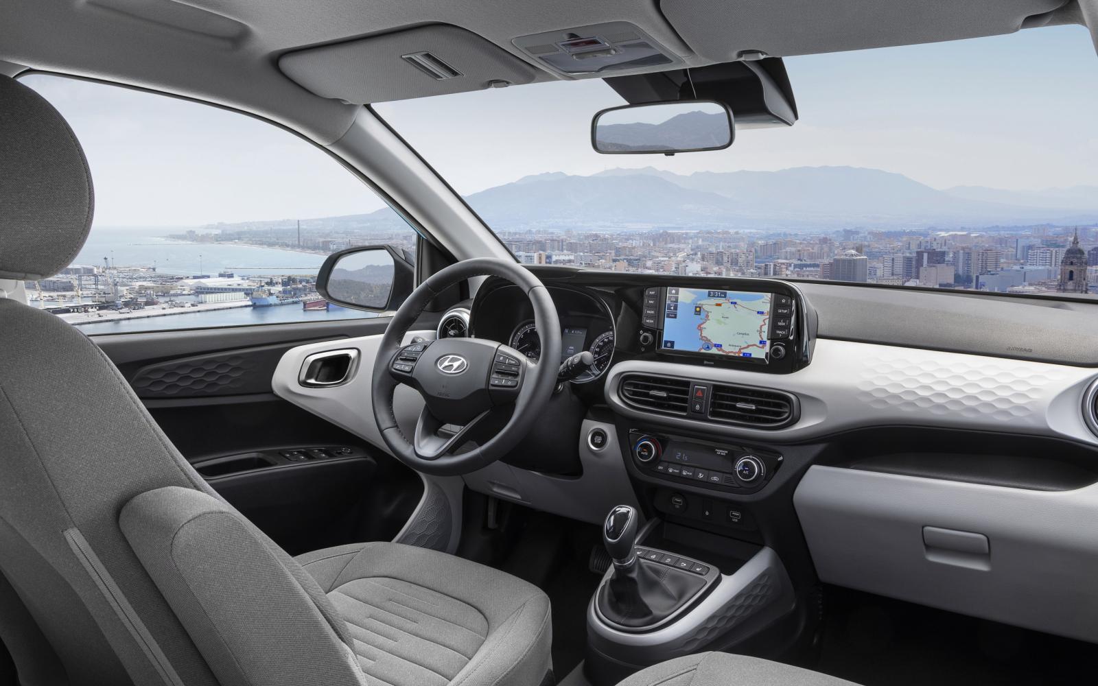 Gunstige prijs Hyundai i10: goedkoper dan concurrentie