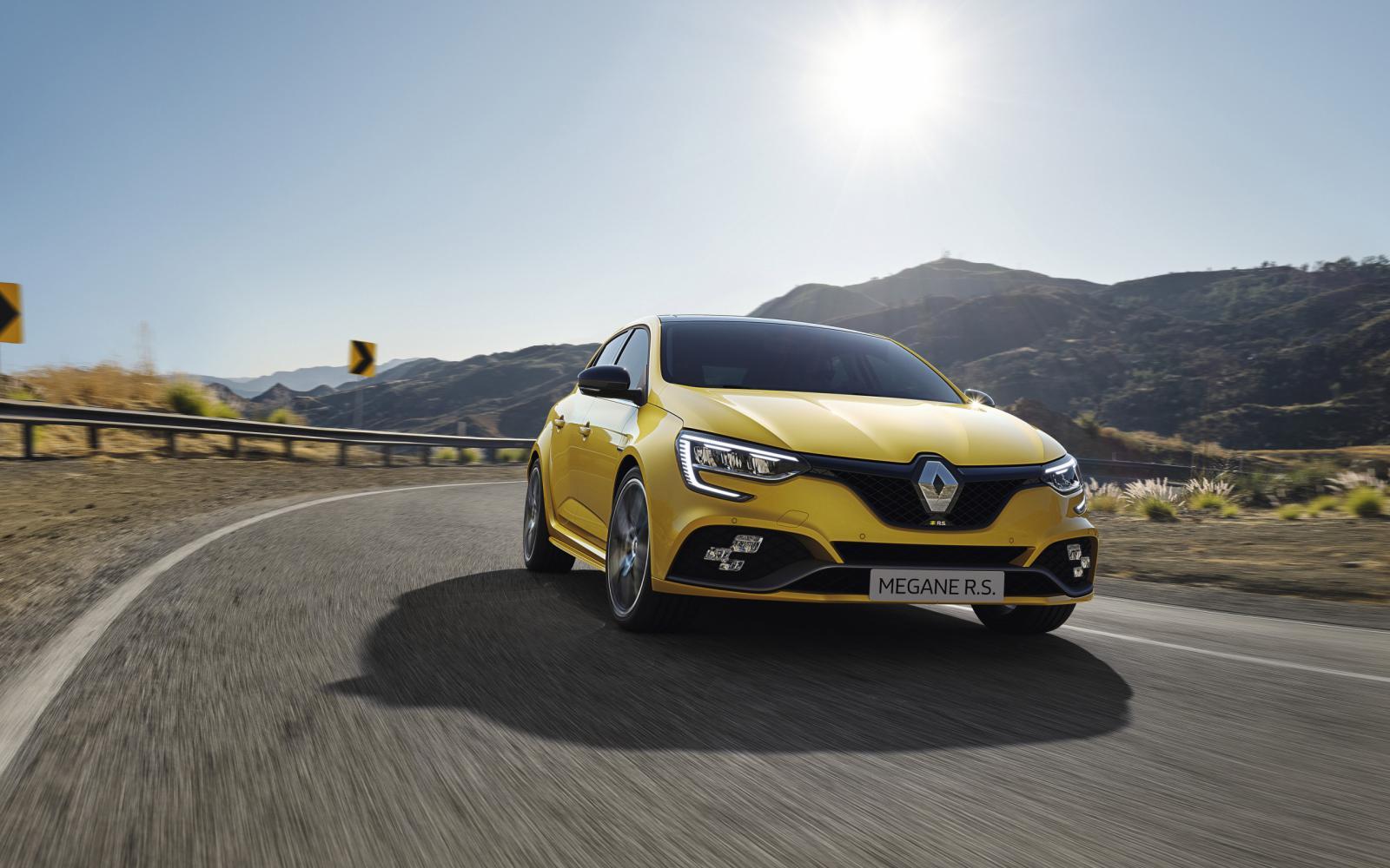 Vernieuwde Renault Mégane ook met stekker