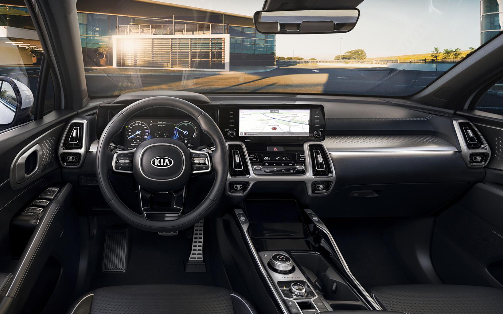 Kia Sorento Van 2020 Gaat Elektrisch Autowereld Com