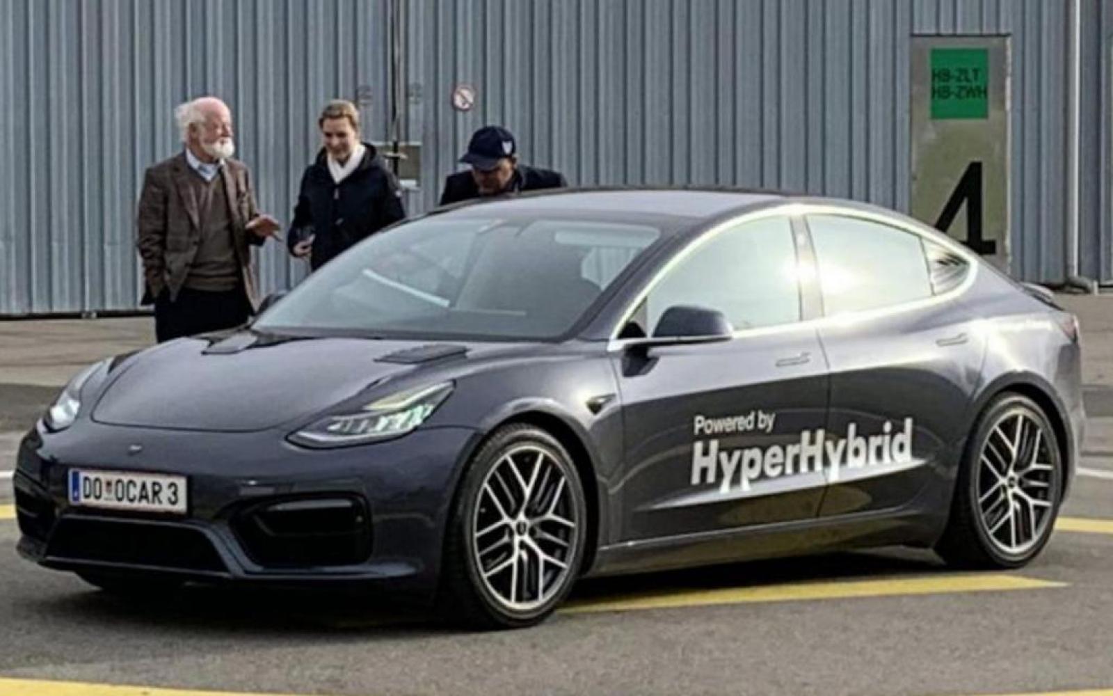 Waarom deze Tesla Model 3 een bereik van 1000 kilometer heeft