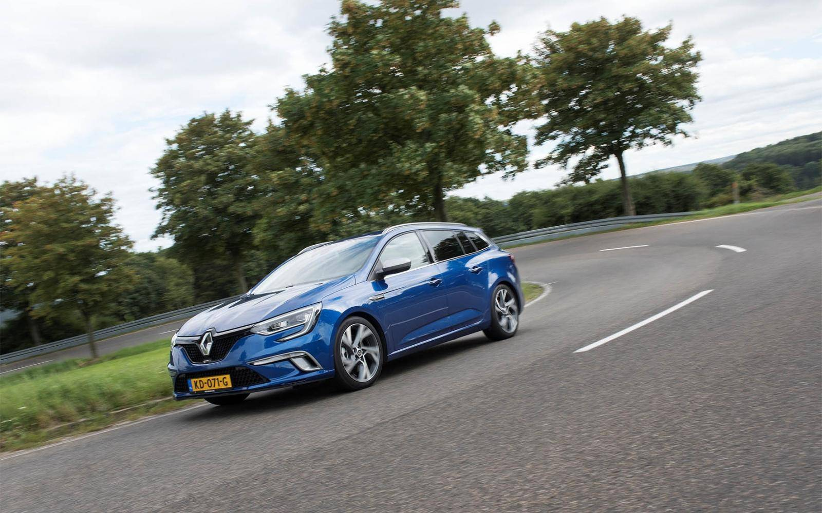 Autotest | Renault Mégane Estate
