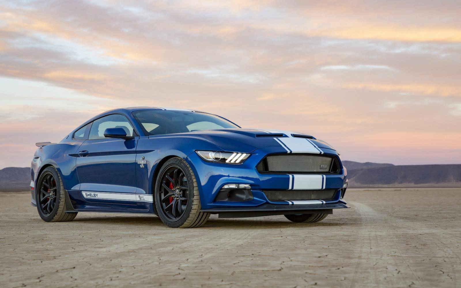 Shelby Super Snake makes America great again