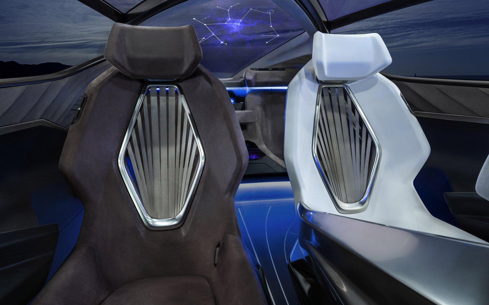 Hier is-ie dan: volledig elektrische Lexus LF-30