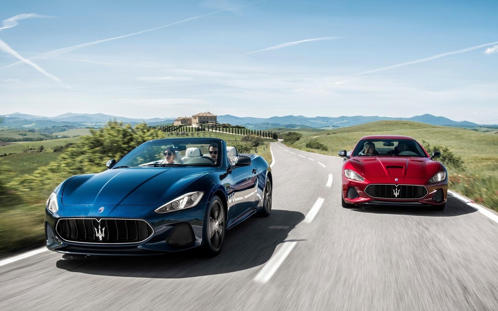 De nieuwe Maserati GranTurismo klinkt voor geen meter