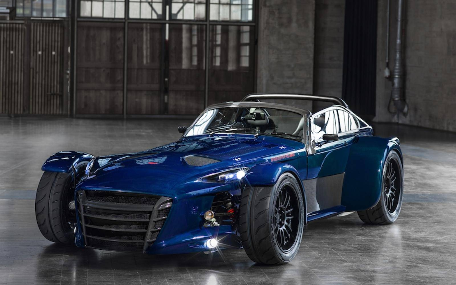 Hollands naakt: Donkervoort D8 GTO Bare Naked Carbon Edition