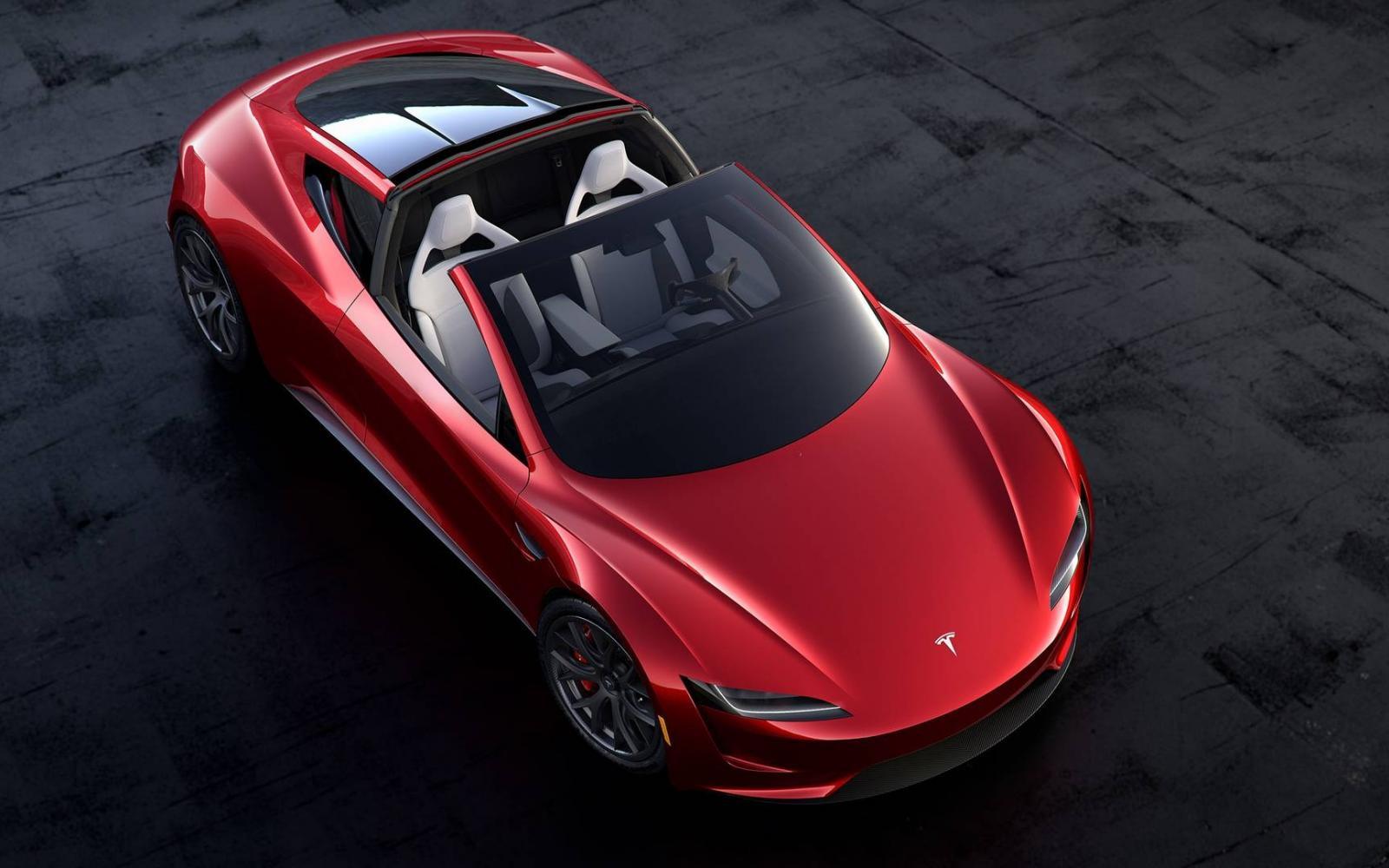 Zeg Elon Musk, waar blijven de Tesla Roadster en Cybertruck nou?