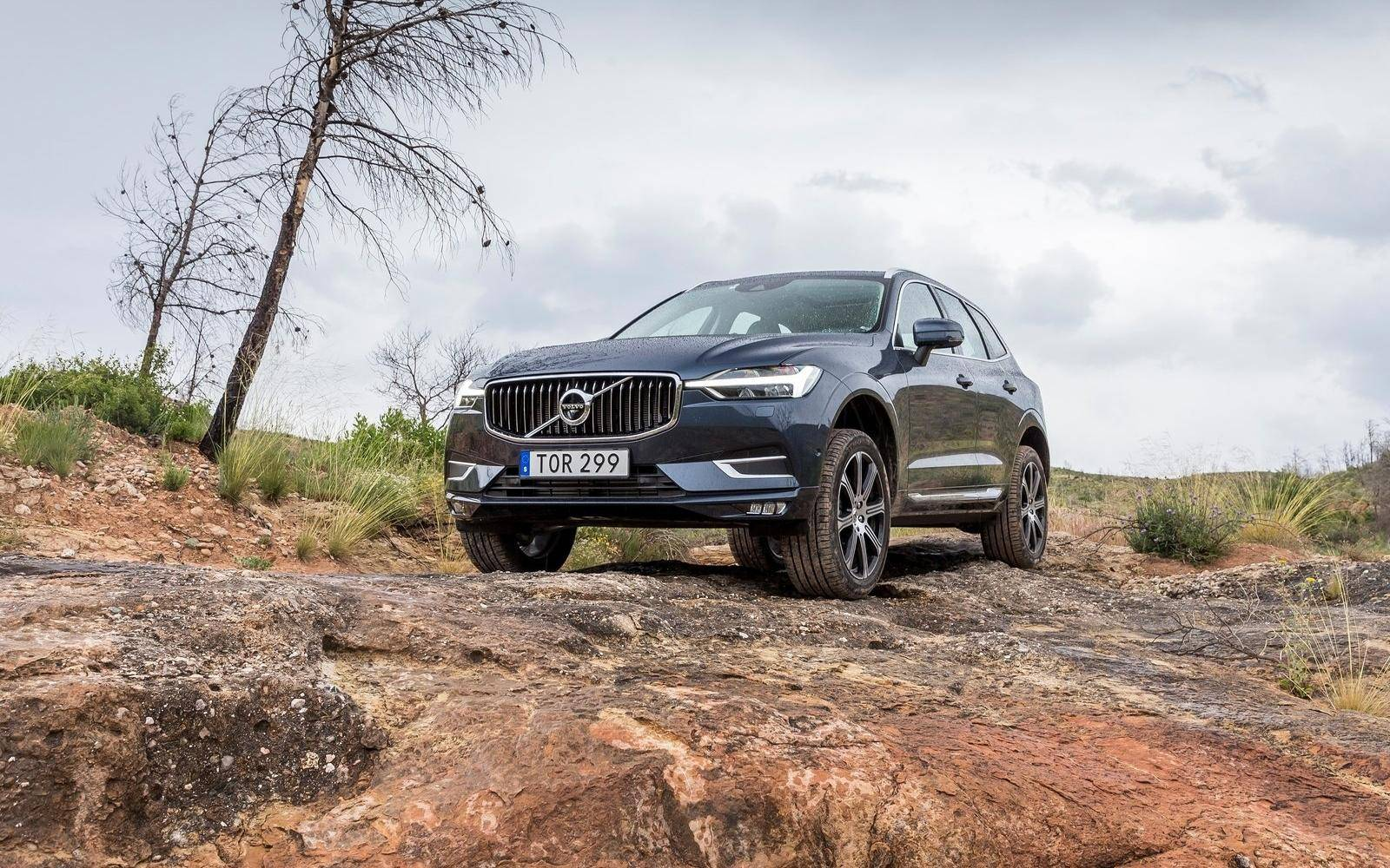 Volvo XC60 is World Car of the Year 2018