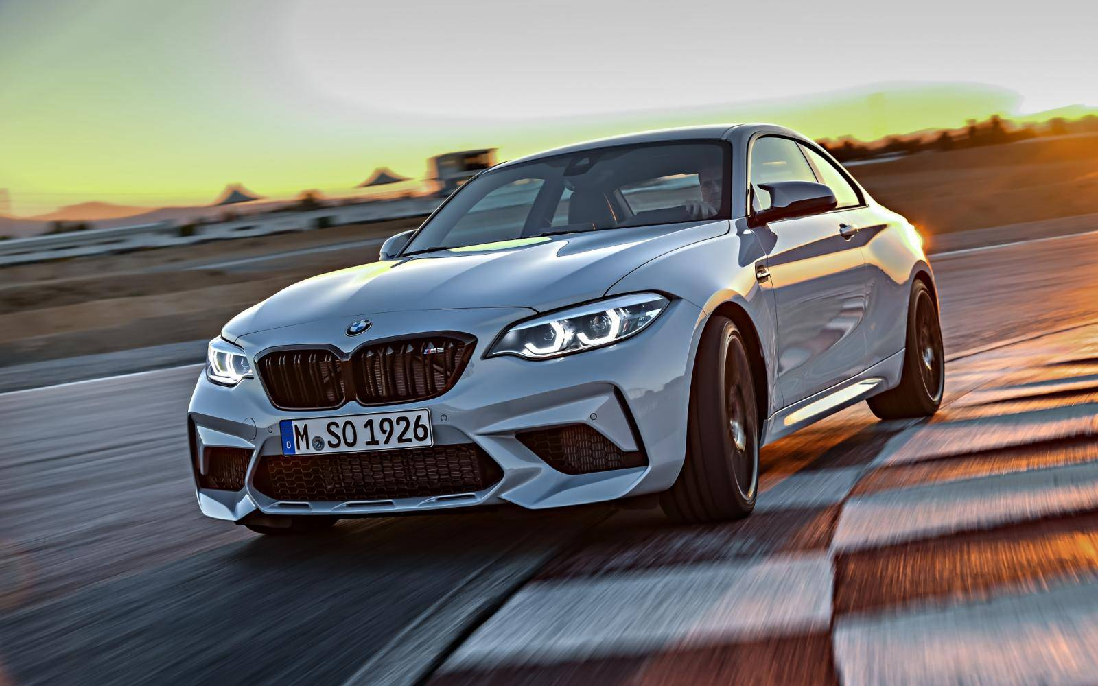 BMW M2 Competition komt nog harder feestvieren