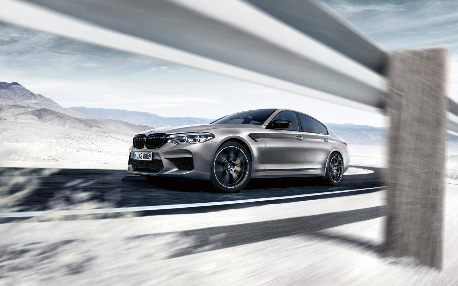 Nu officieel: BMW M5 Competition