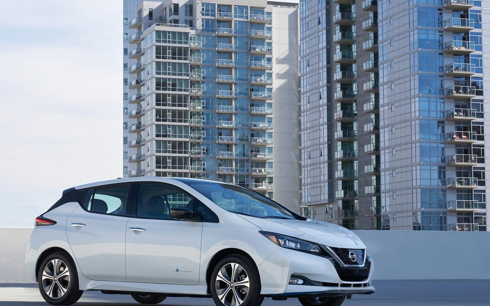 Fatsoenlijke actieradius voor sterkere Nissan Leaf E+