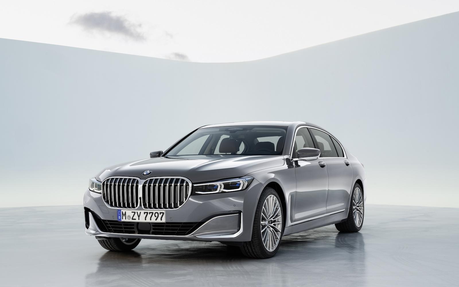 Facelift BMW 7-serie